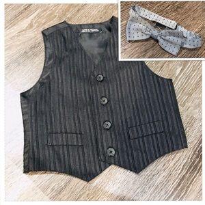 BOGO: Vest & Bow Tie